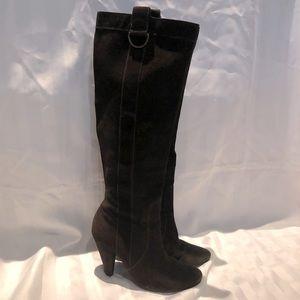 Aldo Suede Knee High Boots